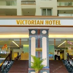 Отель Victorian Nha Trang Hotel Вьетнам, Нячанг - 5 отзывов об отеле, цены и фото номеров - забронировать отель Victorian Nha Trang Hotel онлайн банкомат