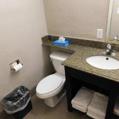 Отель Super 8 by Wyndham Los Angeles США, Лос-Анджелес - отзывы, цены и фото номеров - забронировать отель Super 8 by Wyndham Los Angeles онлайн ванная