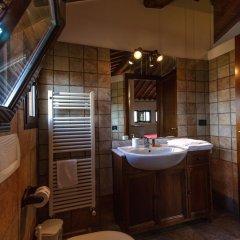 Отель Villa Somelli Италия, Эмполи - отзывы, цены и фото номеров - забронировать отель Villa Somelli онлайн ванная фото 2