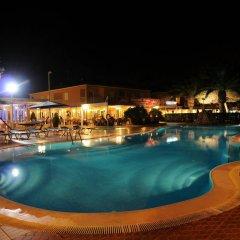 Отель Apartamentos Maribel бассейн