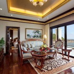 Отель Vinpearl Luxury Nha Trang комната для гостей фото 3