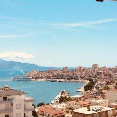 Отель Hostel Gjika Албания, Саранда - отзывы, цены и фото номеров - забронировать отель Hostel Gjika онлайн пляж фото 2
