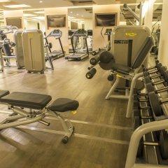 Отель Hyatt Regency Dubai Creek Heights фитнесс-зал фото 2