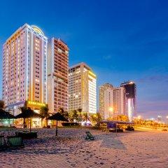 Eden Hotel Danang пляж фото 2