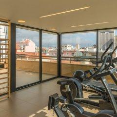 Отель MIRAPARQUE Лиссабон фитнесс-зал фото 3