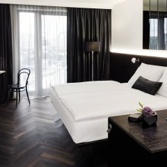 Hotel AMANO Grand Central комната для гостей