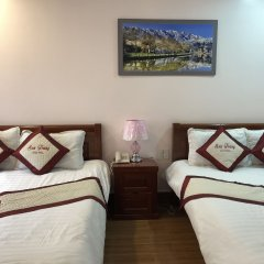 Sunshine Sapa Hotel комната для гостей фото 2