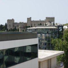 Отель Moschos Hotel Греция, Родос - отзывы, цены и фото номеров - забронировать отель Moschos Hotel онлайн балкон