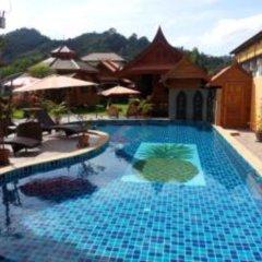 Отель Golden Teak Resort - Baan Sapparot с домашними животными