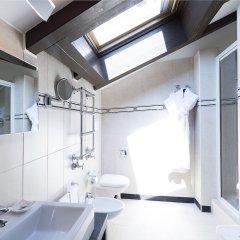 Отель Al Cappello Rosso Италия, Болонья - 2 отзыва об отеле, цены и фото номеров - забронировать отель Al Cappello Rosso онлайн ванная
