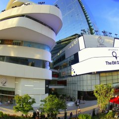 Отель Jasmine Resort Бангкок вид на фасад фото 3