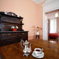 Отель Villa D'Azeglio Албьяно-д'Ивреа в номере фото 2