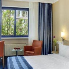 Отель IntercityHotel Nürnberg 3* Стандартный номер с различными типами кроватей