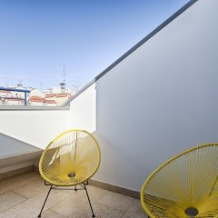 Апартаменты Chiado Camões - Lisbon Best Apartments балкон