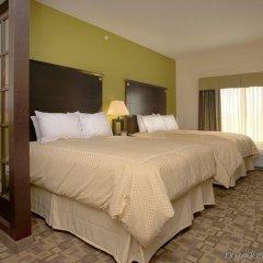 Отель Comfort Suites Lake City США, Лейк-Сити - отзывы, цены и фото номеров - забронировать отель Comfort Suites Lake City онлайн комната для гостей фото 2