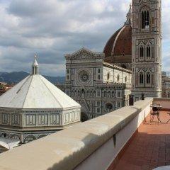 Отель Duomo Apartment Италия, Флоренция - отзывы, цены и фото номеров - забронировать отель Duomo Apartment онлайн балкон