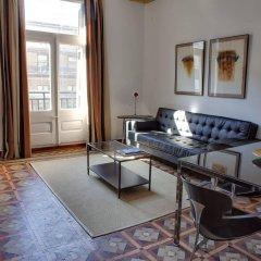 Апартаменты Barcelona Apartment Val комната для гостей фото 3