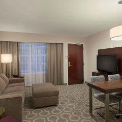 Отель Embassy Suites by Hilton Washington D.C. Georgetown комната для гостей фото 3