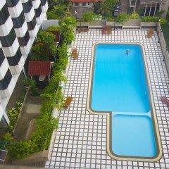 Отель Omni Tower Syncate Suites Бангкок бассейн фото 2