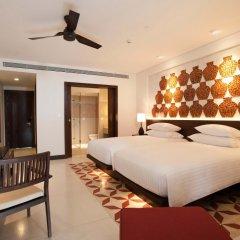 Отель Salinda Resort Phu Quoc Island комната для гостей фото 4