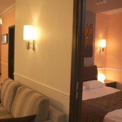Гостиница Юджин 3* Стандартный номер с различными типами кроватей фото 7