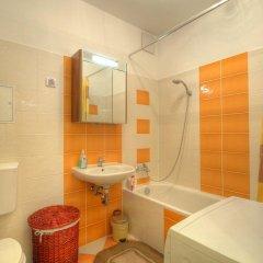 Отель Corvin Apartment Budapest Венгрия, Будапешт - отзывы, цены и фото номеров - забронировать отель Corvin Apartment Budapest онлайн ванная фото 2