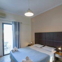 Отель Kamari Blu Греция, Остров Санторини - отзывы, цены и фото номеров - забронировать отель Kamari Blu онлайн комната для гостей фото 4