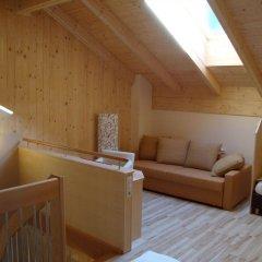 Апартаменты Apartment Auwirt Халлайн комната для гостей
