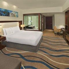 Отель DoubleTree by Hilton Hotel and Residences Dubai Al Barsha ОАЭ, Дубай - 1 отзыв об отеле, цены и фото номеров - забронировать отель DoubleTree by Hilton Hotel and Residences Dubai Al Barsha онлайн комната для гостей