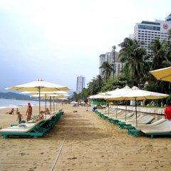 Yasaka Saigon Nha Trang Hotel пляж