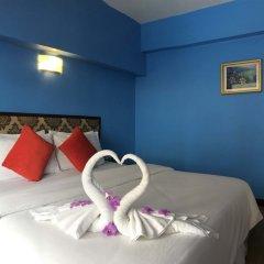 Отель Krabi City View Hotel Таиланд, Краби - отзывы, цены и фото номеров - забронировать отель Krabi City View Hotel онлайн комната для гостей фото 2