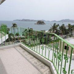 Hotel Tortuga Acapulco балкон