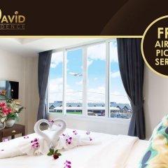 Отель David Residence комната для гостей фото 4