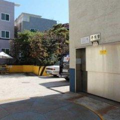 Отель Daelim Residence Южная Корея, Сеул - отзывы, цены и фото номеров - забронировать отель Daelim Residence онлайн парковка