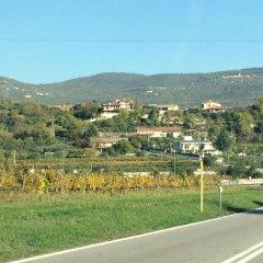 Отель Villa Poggio Ulivo B&B Relais Риволи-Веронезе