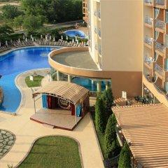 Отель Iberostar Tiara Beach Болгария, Солнечный берег - отзывы, цены и фото номеров - забронировать отель Iberostar Tiara Beach онлайн бассейн фото 3