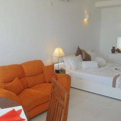 Отель White Villa Resort Aungalla комната для гостей фото 5