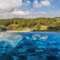 Отель Zen Valley Dalat Далат бассейн фото 3