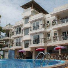 Отель Beyond Stay Gulmohar Goa Гоа бассейн