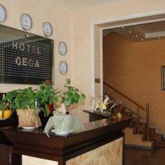 Отель GEGA Берат интерьер отеля
