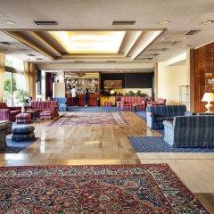 Отель Mondello Palace Hotel Италия, Палермо - отзывы, цены и фото номеров - забронировать отель Mondello Palace Hotel онлайн интерьер отеля фото 2