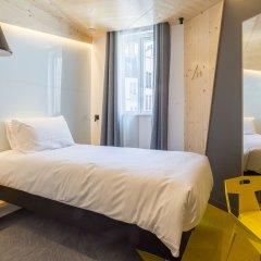 Отель Urban Bivouac Hôtel Tolbiac Olympiades Франция, Париж - отзывы, цены и фото номеров - забронировать отель Urban Bivouac Hôtel Tolbiac Olympiades онлайн комната для гостей