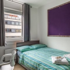 Отель LSE Carr-Saunders Hall комната для гостей фото 5