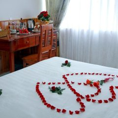 Gold Dream Hotel Далат удобства в номере фото 2