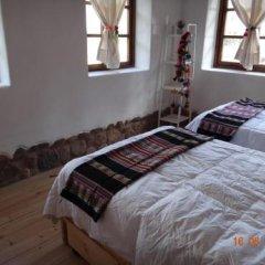 Отель Cusco, Valle Sagrado, Huaran Стандартный номер с различными типами кроватей фото 30