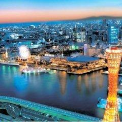 Kobe Sannomiya Union Hotel Кобе
