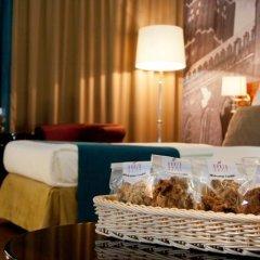 Hanza Hotel комната для гостей фото 9