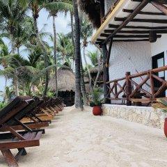 Отель Beachfront Hotel La Palapa - Adults Only Мексика, Остров Ольбокс - отзывы, цены и фото номеров - забронировать отель Beachfront Hotel La Palapa - Adults Only онлайн бассейн