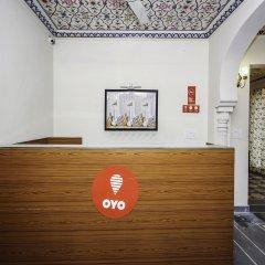 Отель OYO 18308 Kishanpur Haveli интерьер отеля