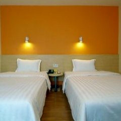 Отель 7 Days Inn Chongqing Wansheng Sanyuanqiao Commercial Center Branch комната для гостей фото 3